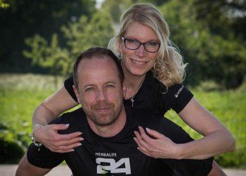 Marco Bonn en Patricia Franssen