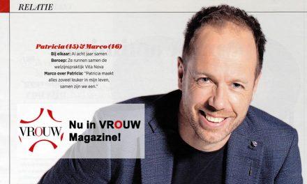 Vita Nova in Vrouw Magazine